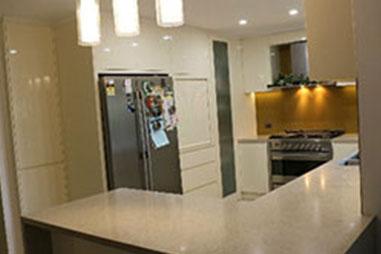 Designer Kitchen|Caesarstone Taj Royale