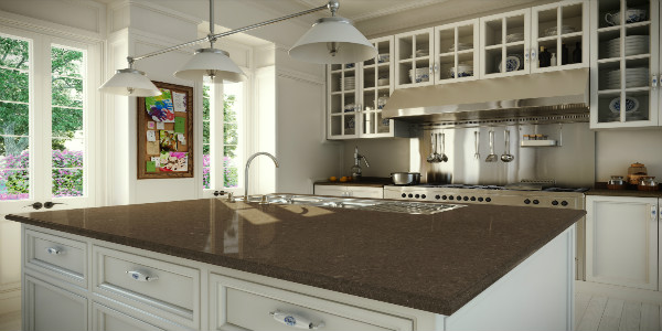 Caesarstone kitchen